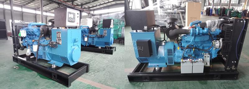 75kw玉柴柴油发电机组发货图1