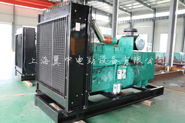 500kw重庆康明斯柴油发电机组图片