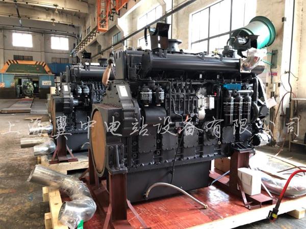 柴油机照片