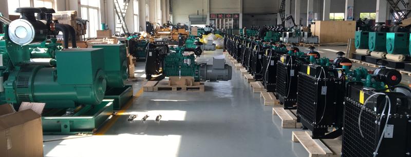 柴油发电机组制造厂