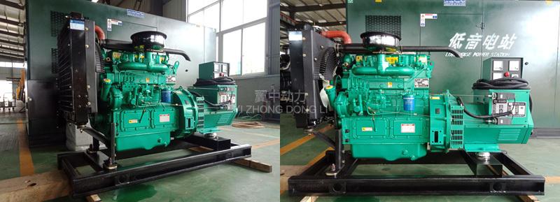 35kw潍柴柴油发电机组发货图1