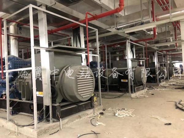 柴油发电机制造厂图片