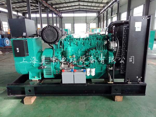 120kw道依茨柴油发电机组照片