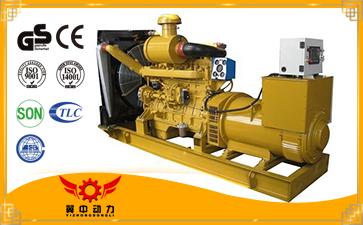 晋中柴油发电机组