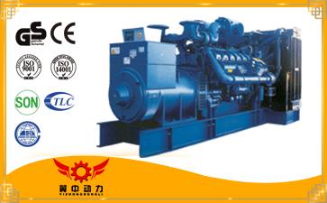 锡林郭勒柴油发电机组