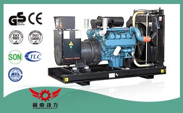 柴油发电机组的特点及用途