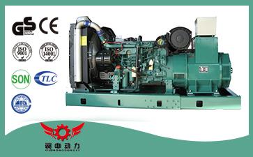 柴油发电机组的存放、安装及使用地点的选择