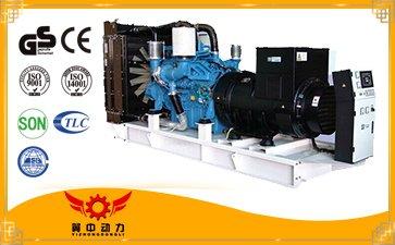 安吉柴油发电机组