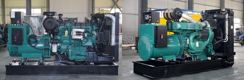 300kw沃尔沃柴油发电机组型号