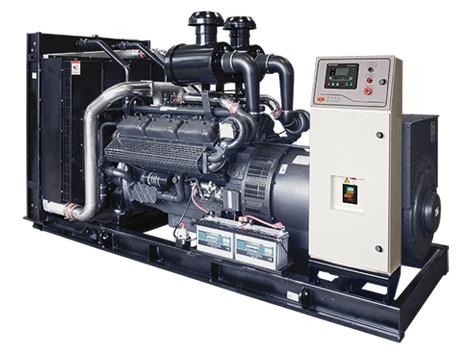 450千瓦上柴柴油发电机组